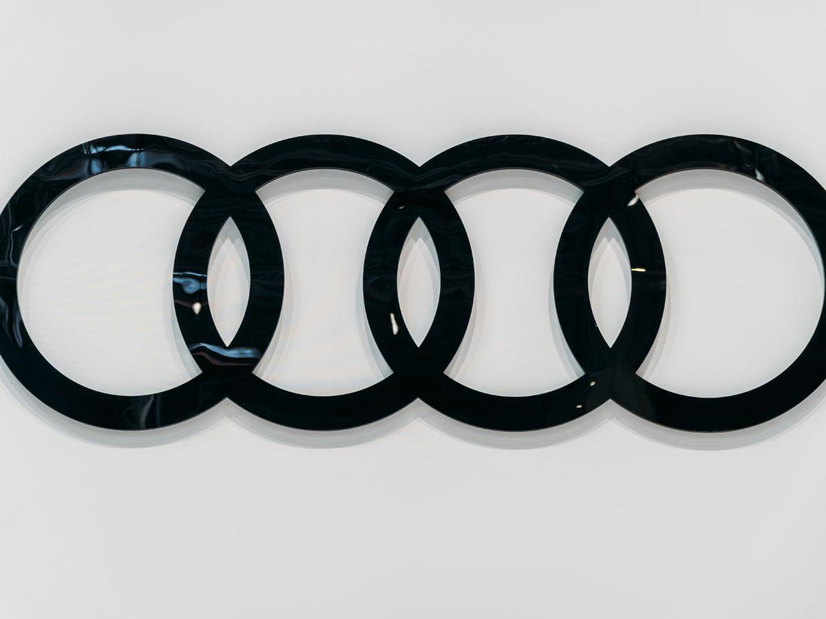 Audi nutzt Schweißtechnik von Rexroth