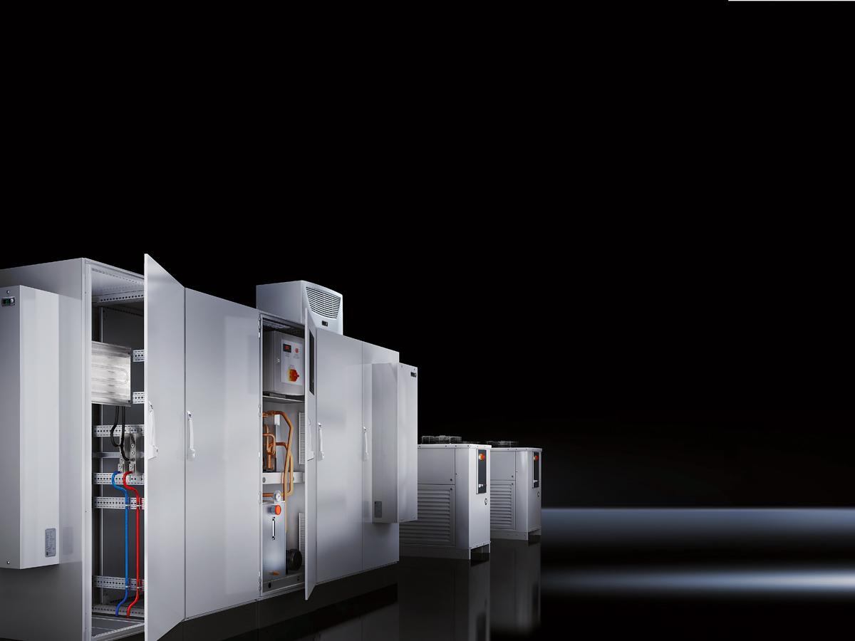 LED-Schaltschrankleuchten von Rittal