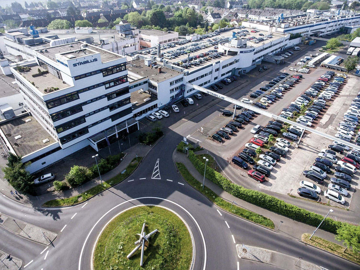Stabilus Gruppe übernimmt ACE Stoßdämpfer GmbH