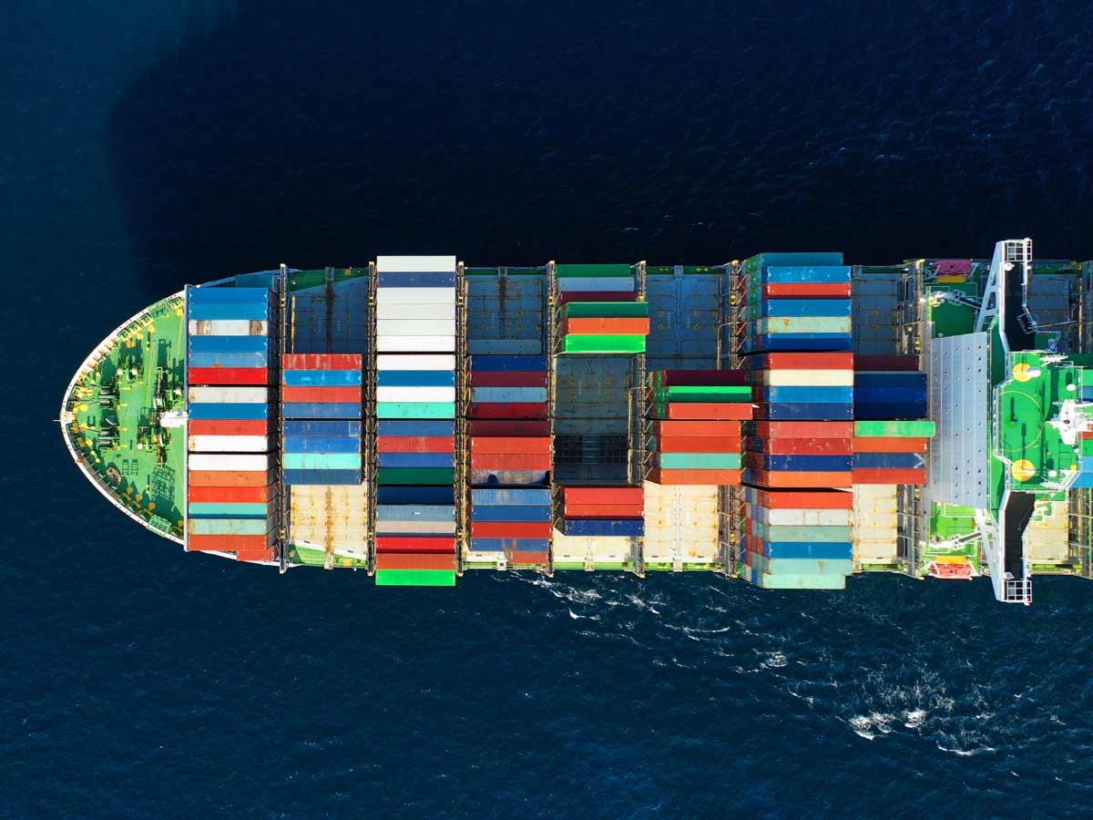 Das sind die größten Container-Reedereien der Welt