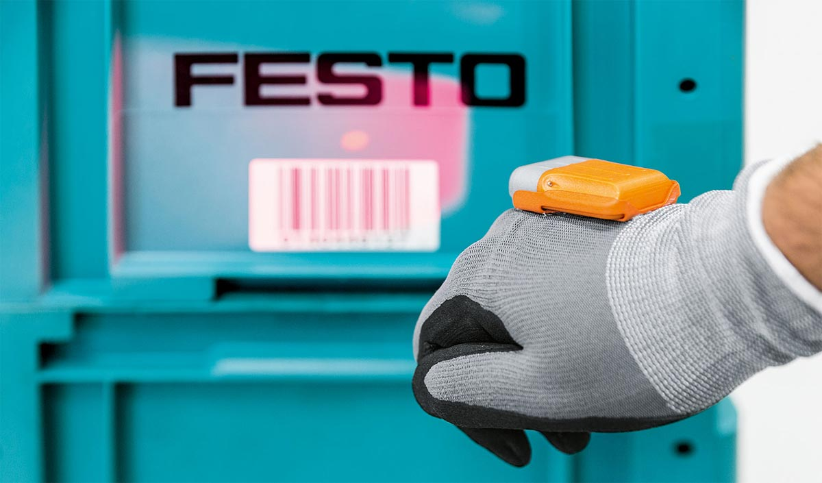 ProGlove: Smarter Handschuh verbessert Logistikprozesse