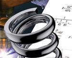 Auslegung von Metallfedern