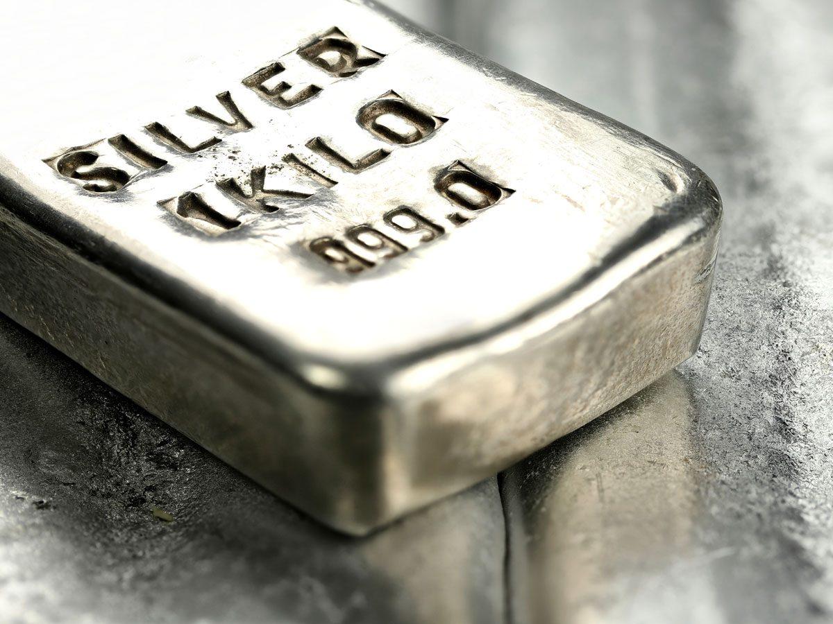 Rohstoff Silber – Begabter Bakterienkiller