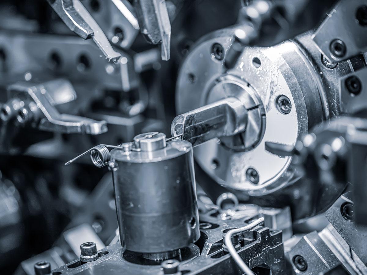Welche Sektoren im Maschinenbau verdienen am besten?