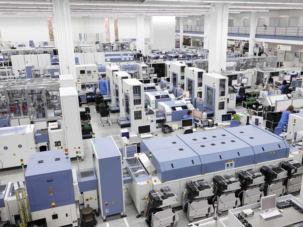 Das sind die größten Maschinen- und Anlagenbauer Deutschlands