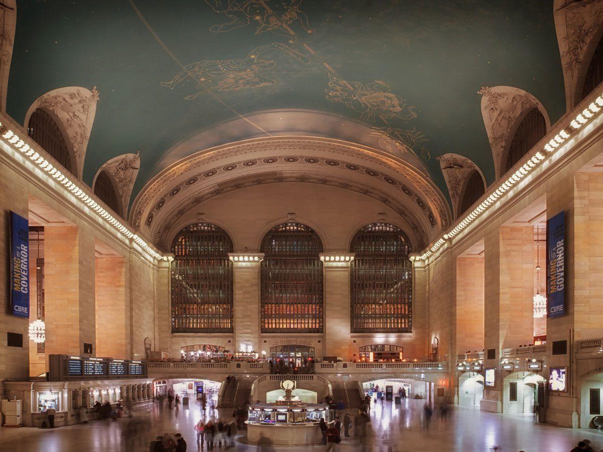 Die 12 größten Bahnhöfe der Welt