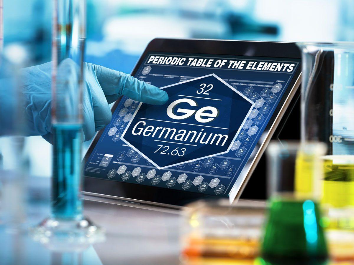 Rohstoff Germanium in der Beschaffung