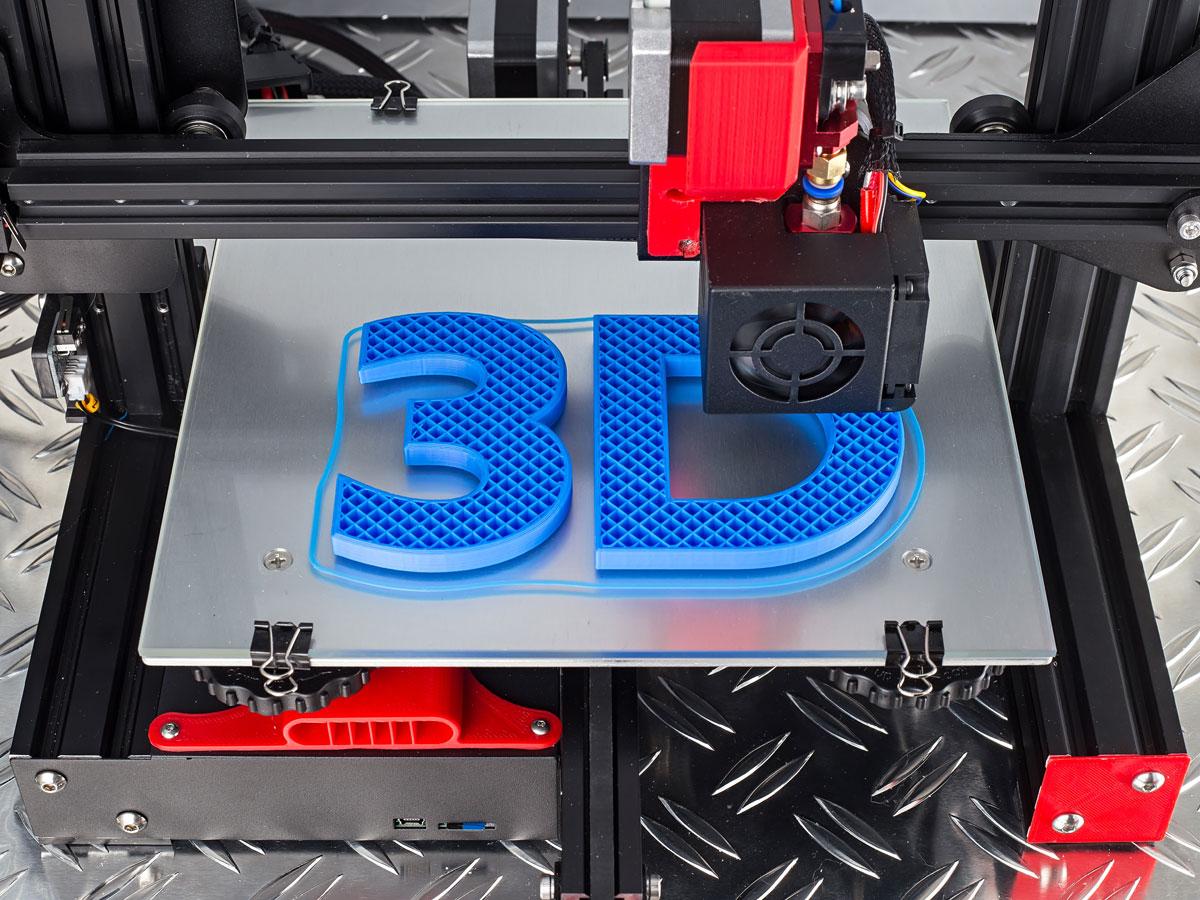 Das sind die wichtigsten Hersteller von 3D-Druckern