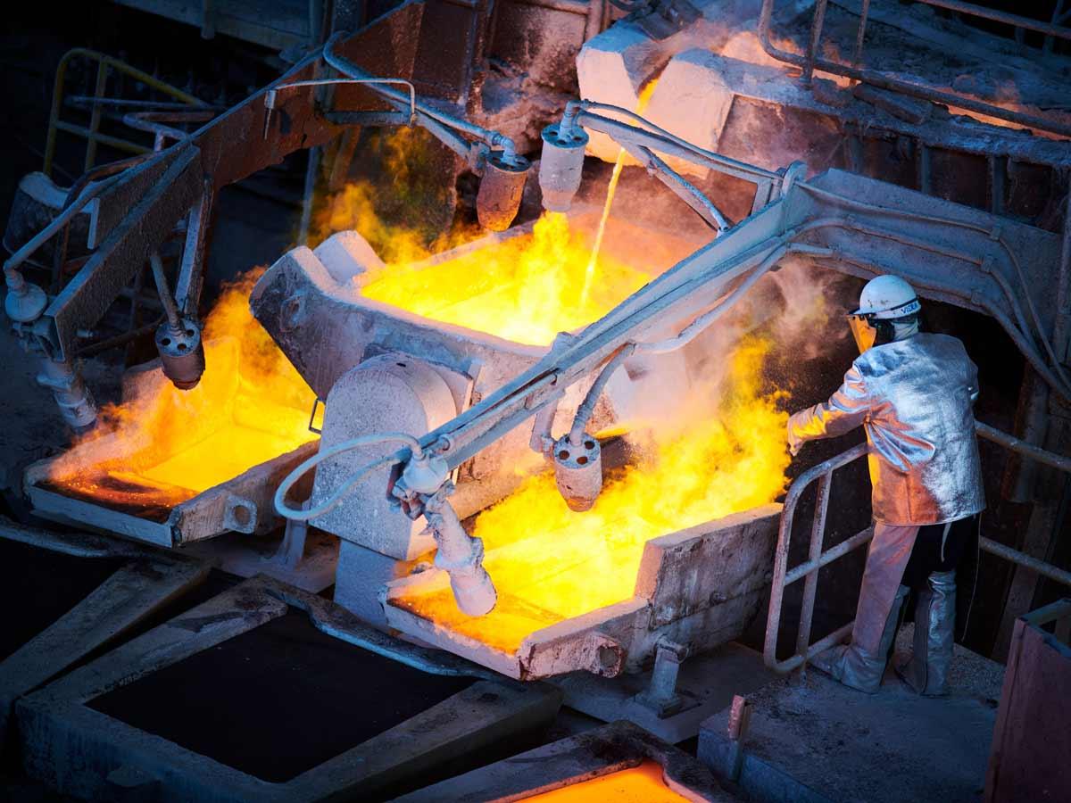 Kupferproduzenten