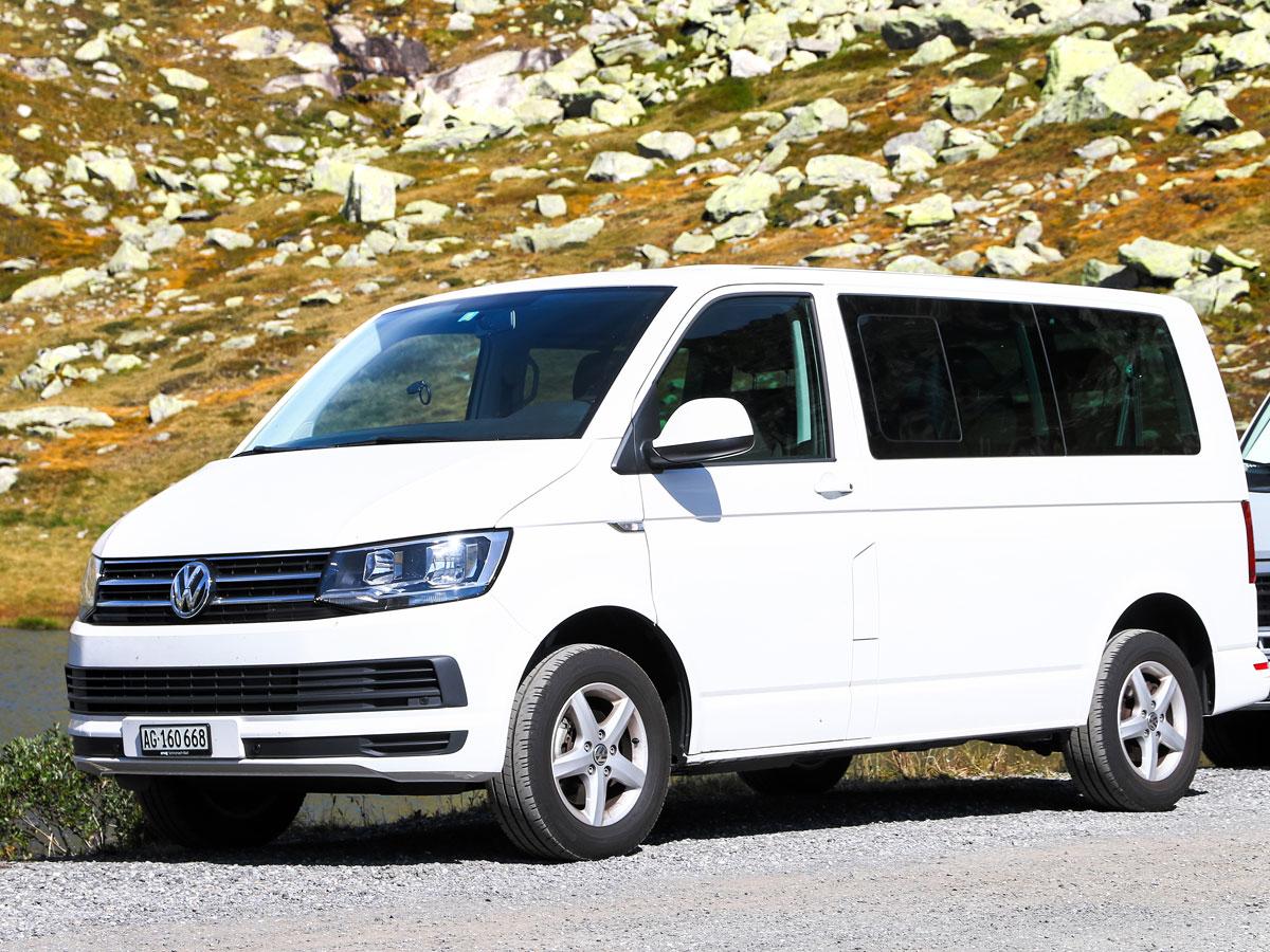 Zu hohe Abgaswerte: Lieferstopp für VW Bulli