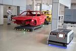 In Bildern: Das Ende des Fließbands bei Audi