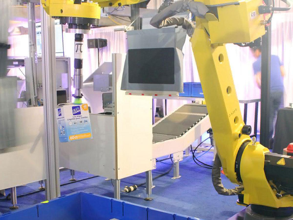 """Dematic richtet Geschäftsbereich """"Robotics Center of Excellence"""" ein"""