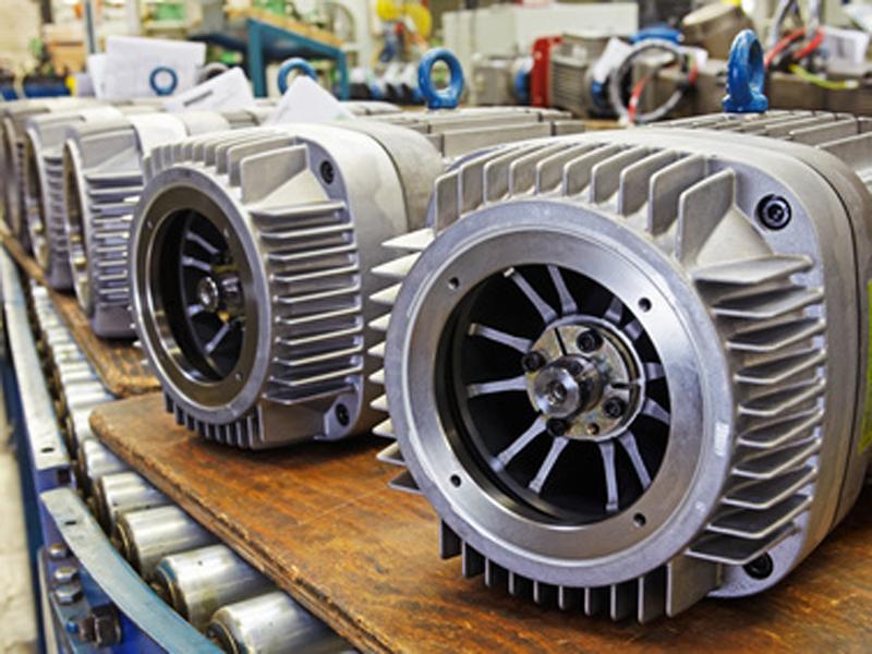 Maschinenbau will in Roboter investieren
