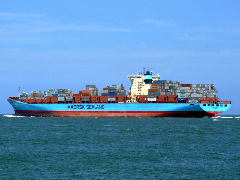 Reederei Maersk schickt erstes Schiff durch Nordostpassage