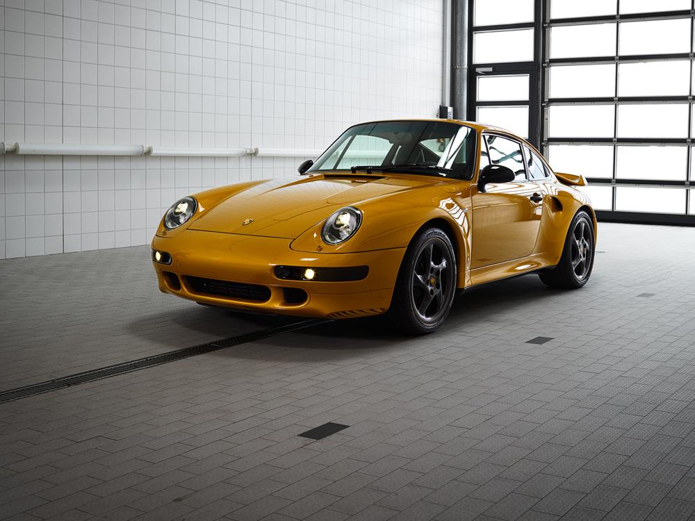 Wie Porsche einen klassischen 911er aus Originalteilen baut