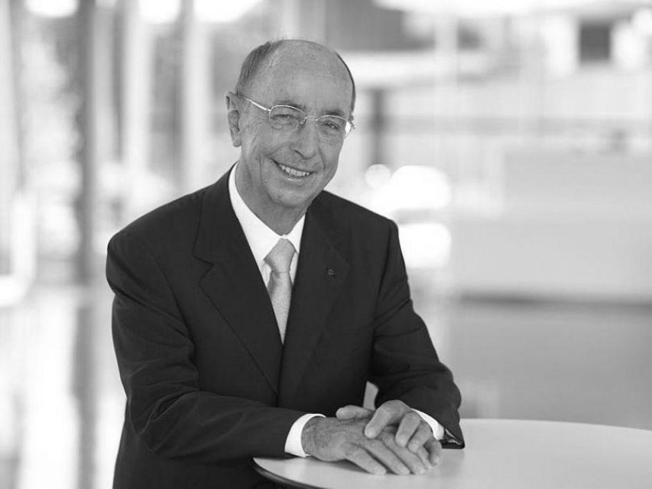 Trumpf: Senior-Chef Berthold Leibinger ist gestorben