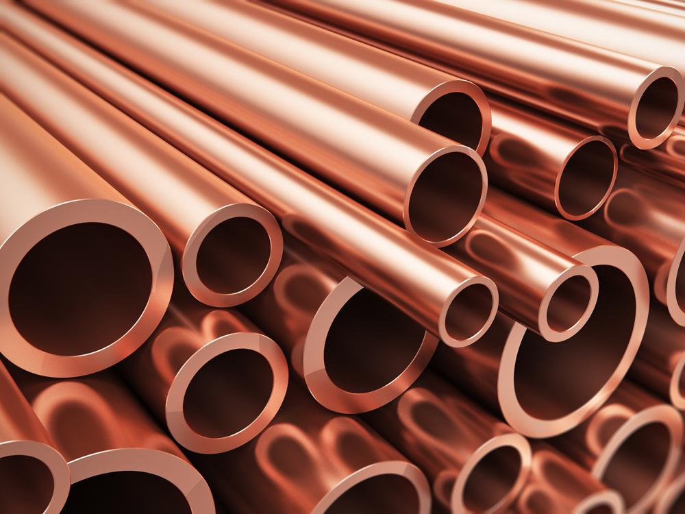 Kupfer-Recycling nimmt zu