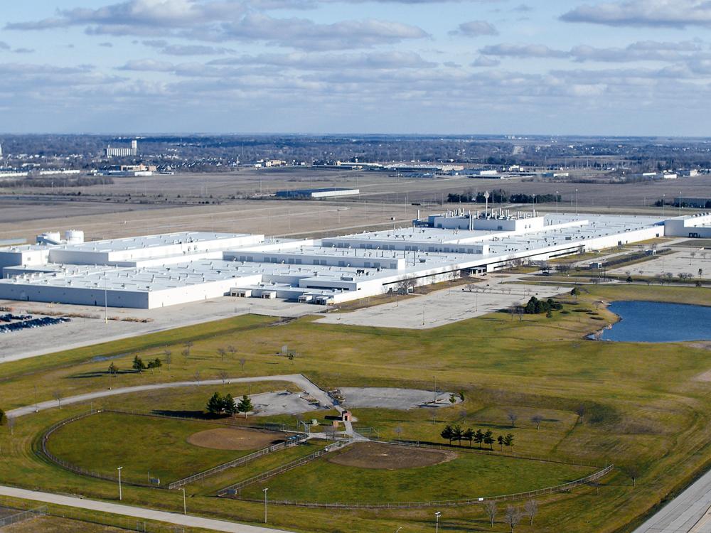 Das sind die größten Fabriken der Welt