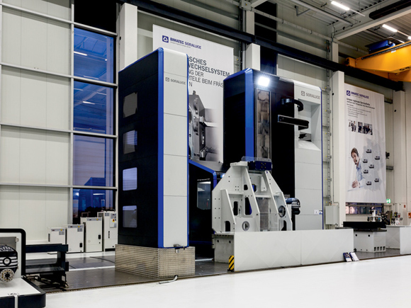 A-Teile im Einkauf: Das sind die größten Werkzeugmaschinen der Welt