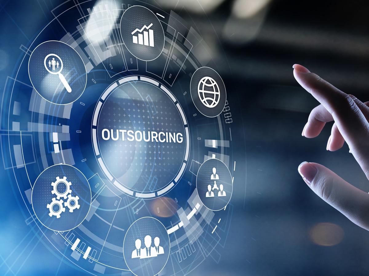So denken Einkäufer über Outsourcing