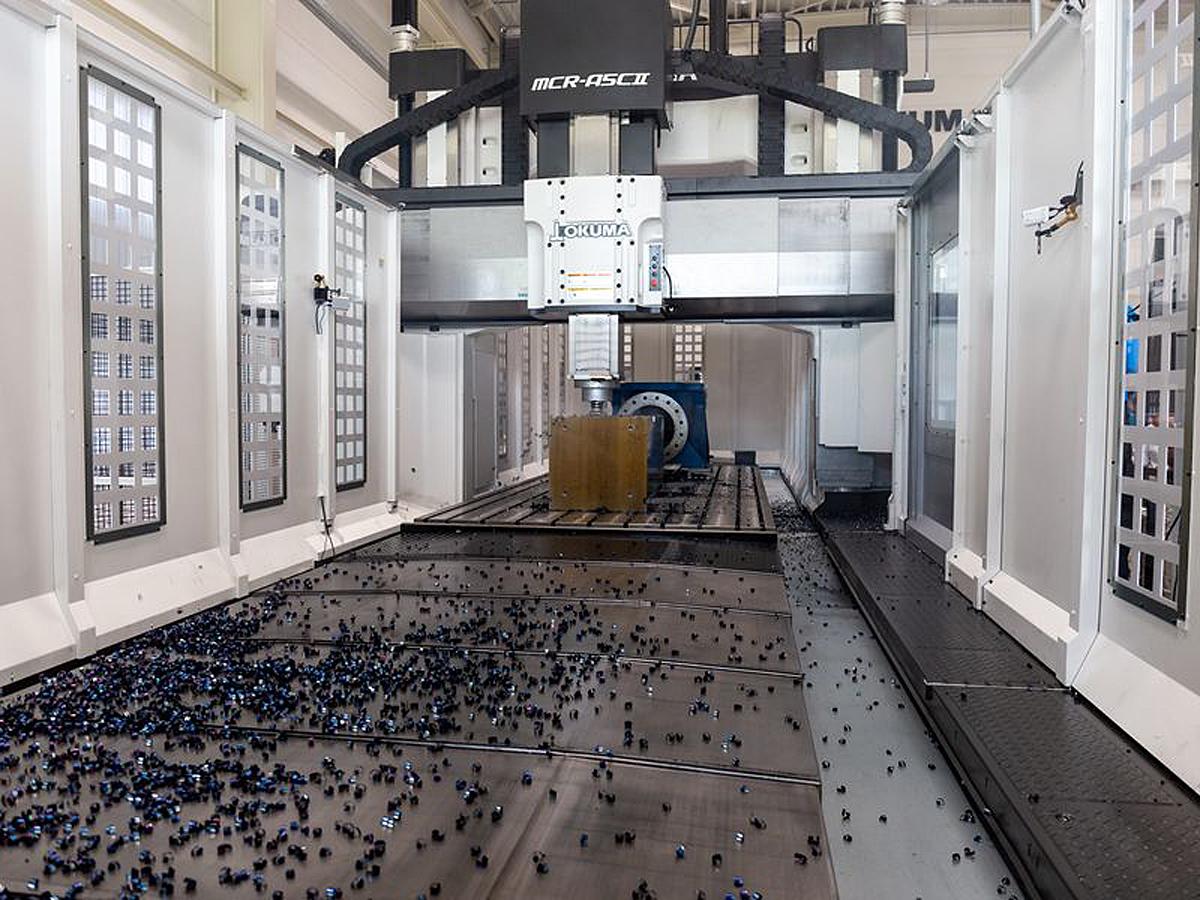 Warum kauft Okuma Hommel CNC Technik?