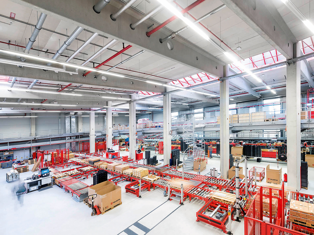 Einkauf von skalierbaren C-Teile-Management-Systemen