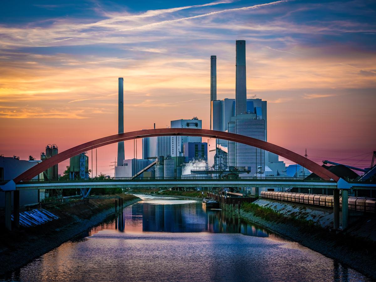Die größten deutschen Binnenhäfen