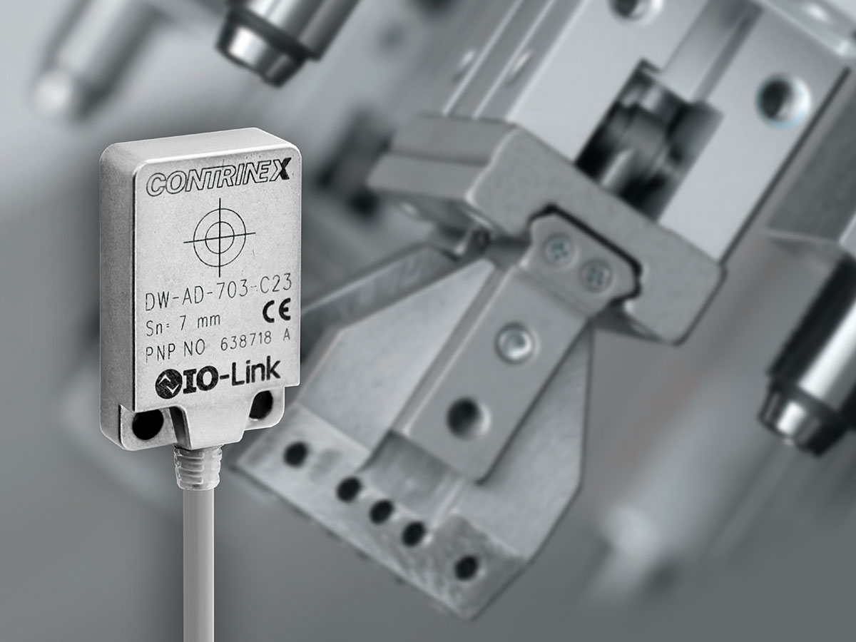 Einkaufsführer: Induktive Sensoren mit IO-Link