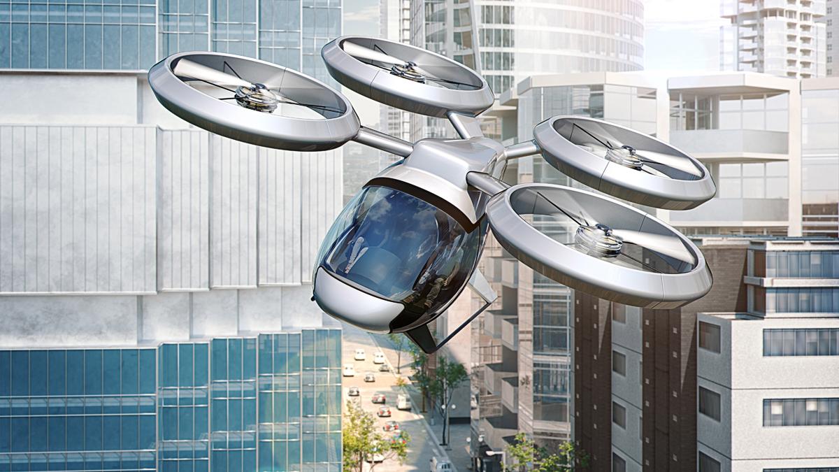Deutsches Konsortium will autonomes Fliegen energieeffizienter machen