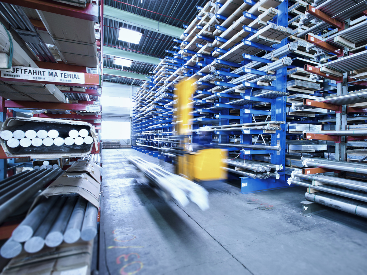 So digitalisiert Thyssenkrupp Materials Service seine Supply Chain