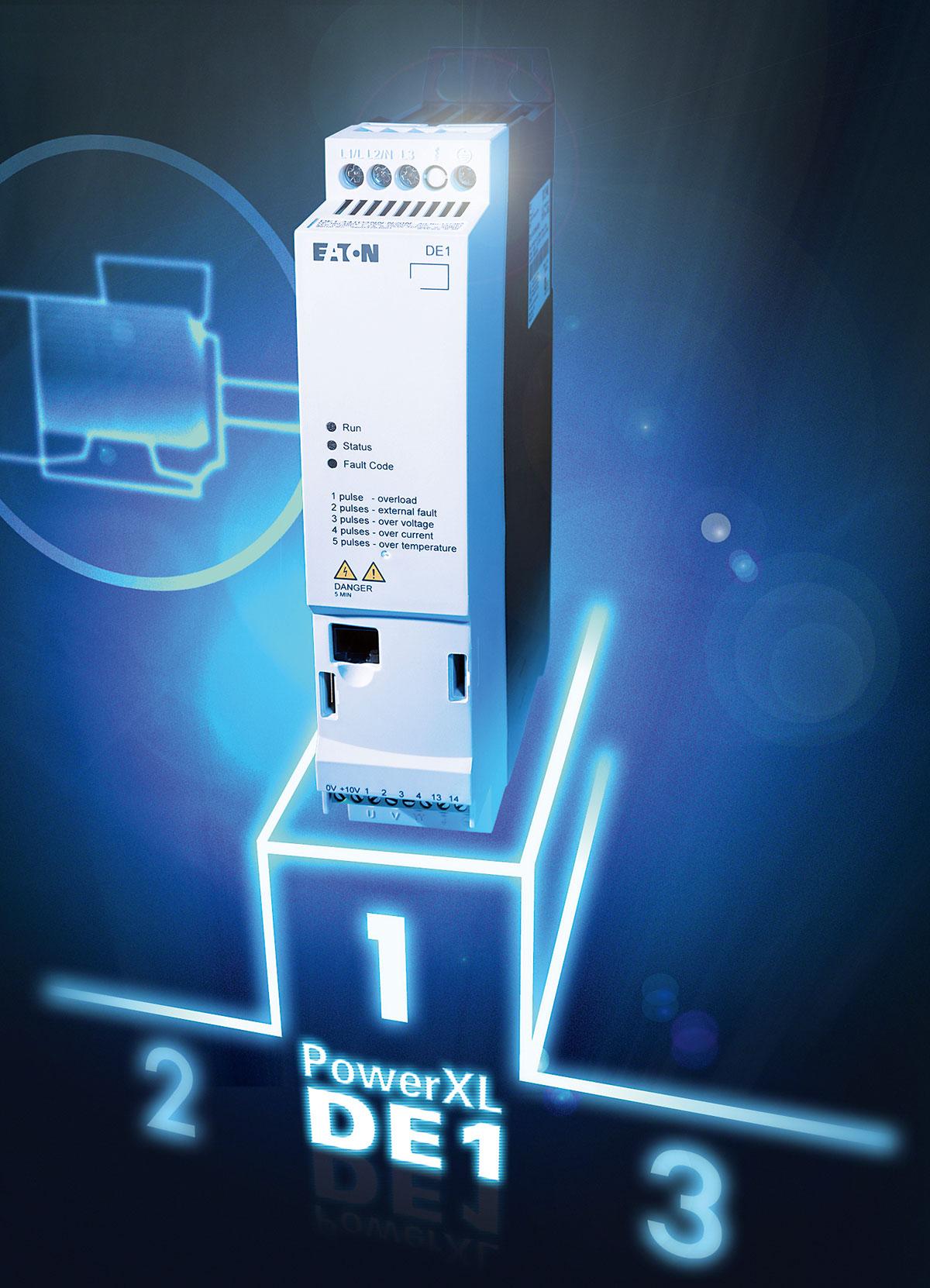 Einkaufsführer: Motoransteuerung mit IE3