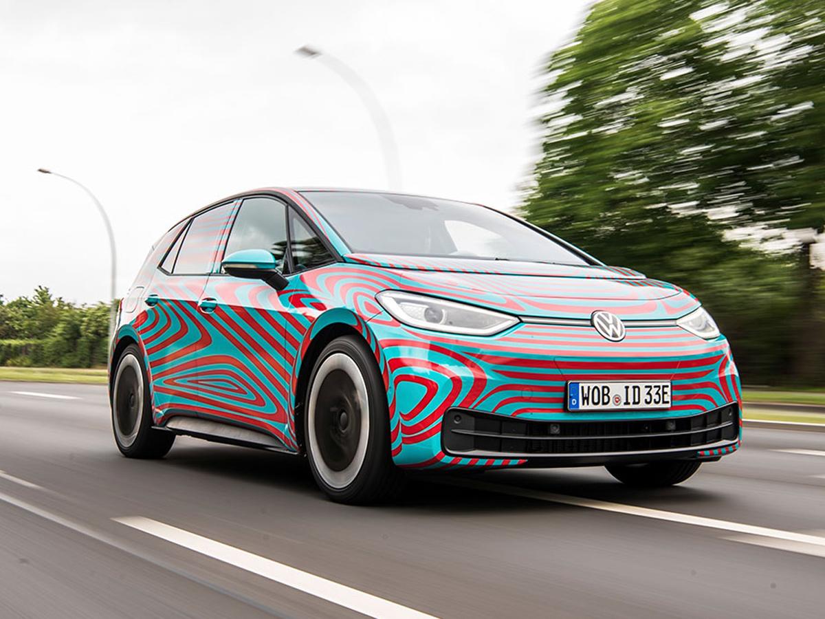 VW ID3: Hier kauft VW die Bauteile für sein neues Elektroauto