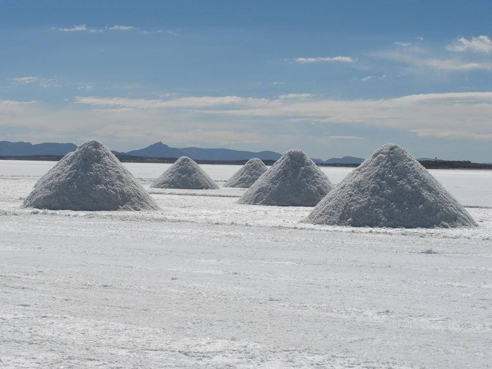 Bolivien stoppt Lithium-Gewinnung für deutsches Unternehmen