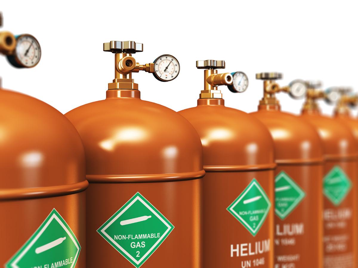 Beschaffung Rohstoff Helium: So alt wie das Universum