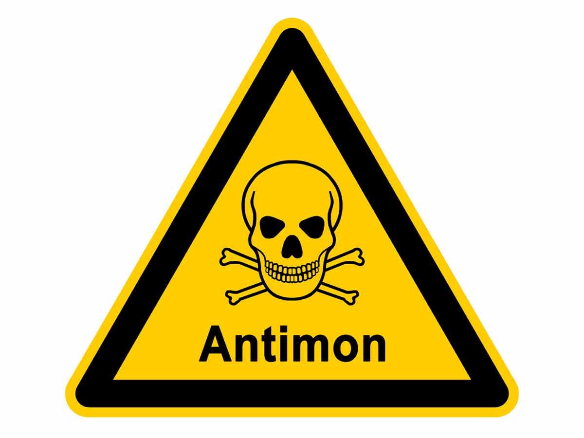 Rohstoff Antimon im Einkauf
