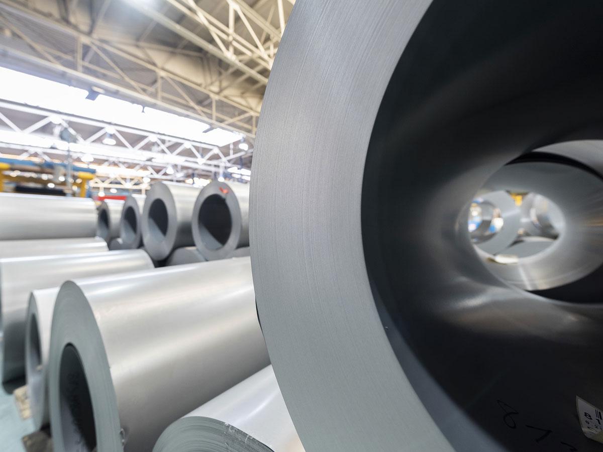 Diese Vorteile bringt die Digitalisierung beim Stahleinkauf