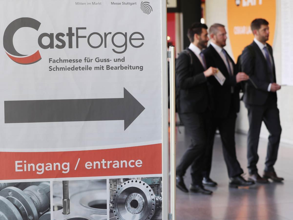 BME mit Einkäufertag auf der CastForge 2020