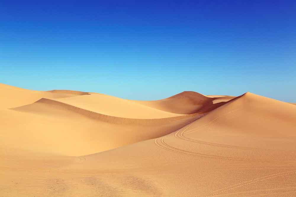 Rohstoff Sand im Einkauf: Mangel statt Überfluss