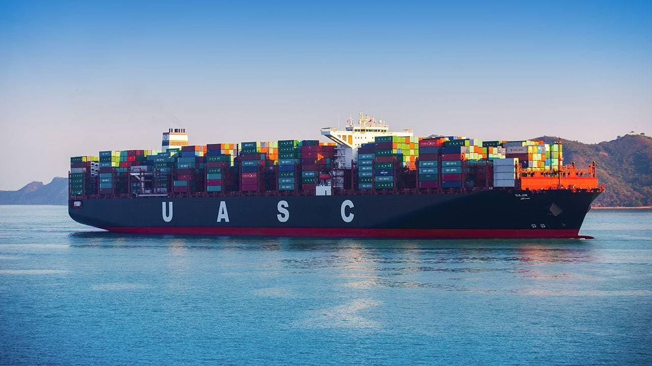 Wie Hapag-Lloyd sein erstes Containerschiff auf LNG umrüstet