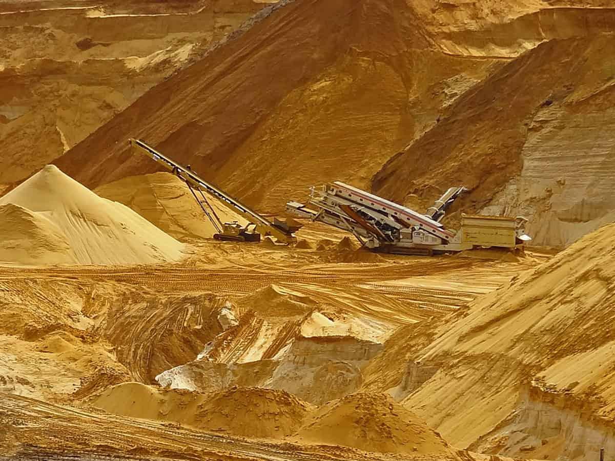 Wie die Regierung die Rohstoffversorgung sicherstellen will