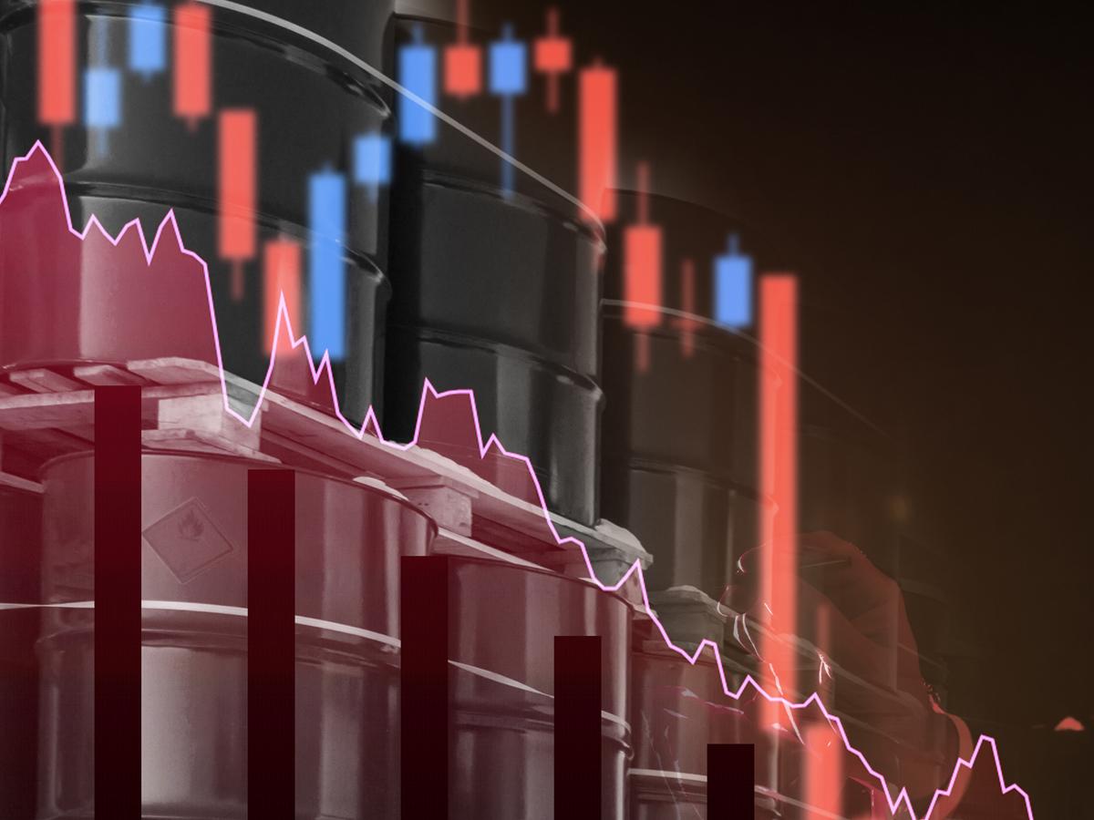 Rohstoffpreise im freien Fall