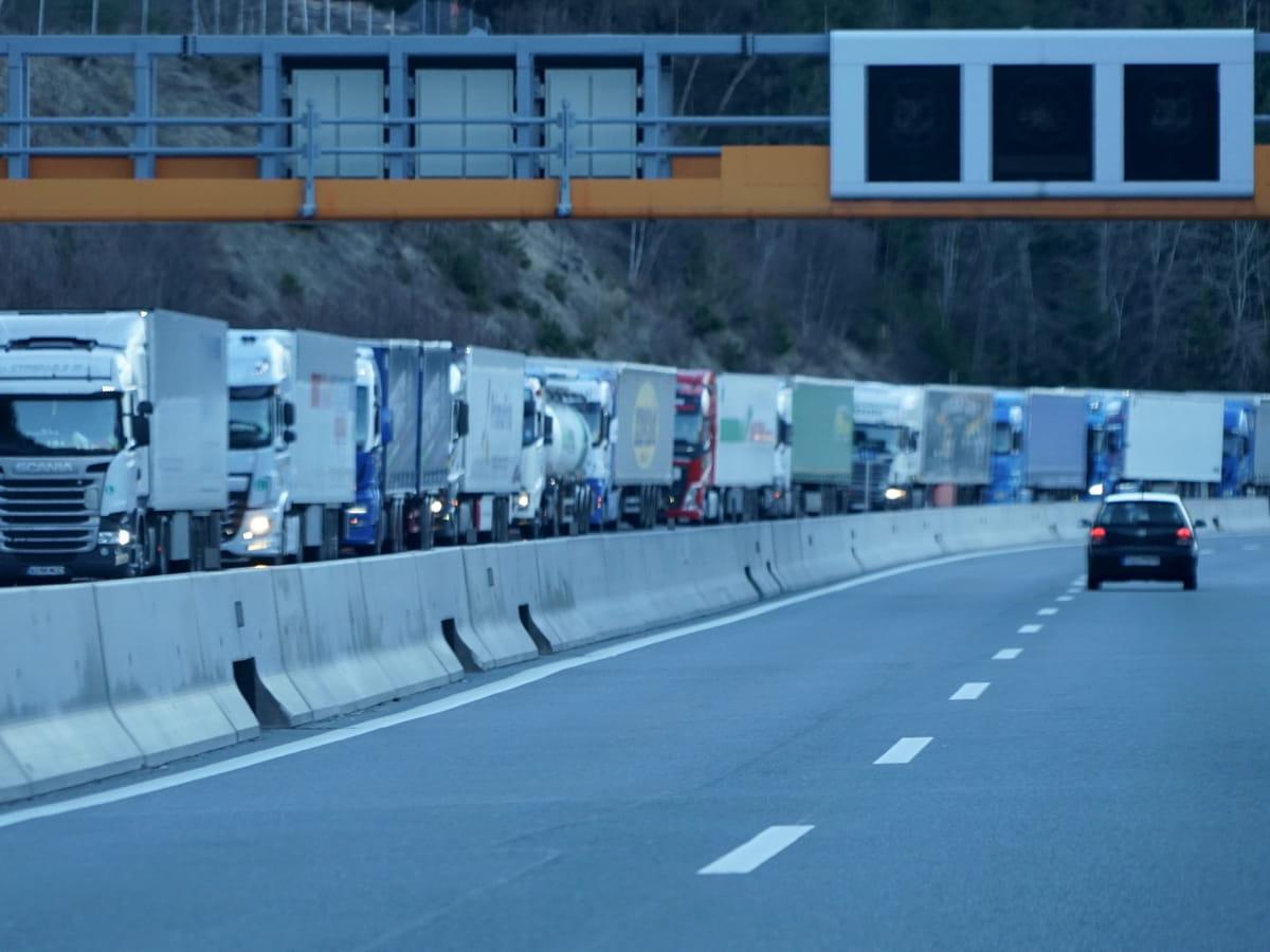 Green Lanes sollen in der EU die Warenversorgung sichern