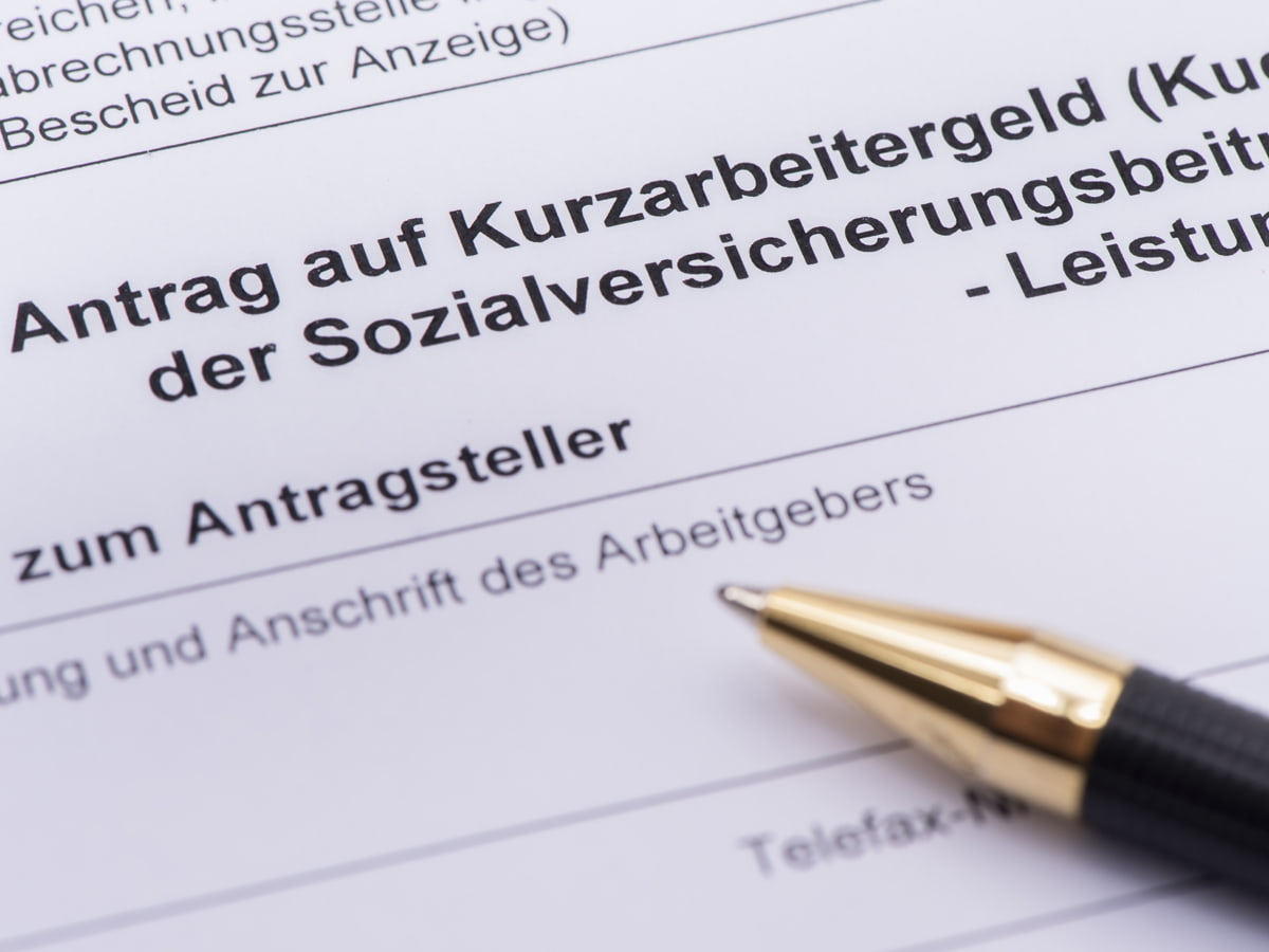 Kurzarbeitergeld soll verlängert werden