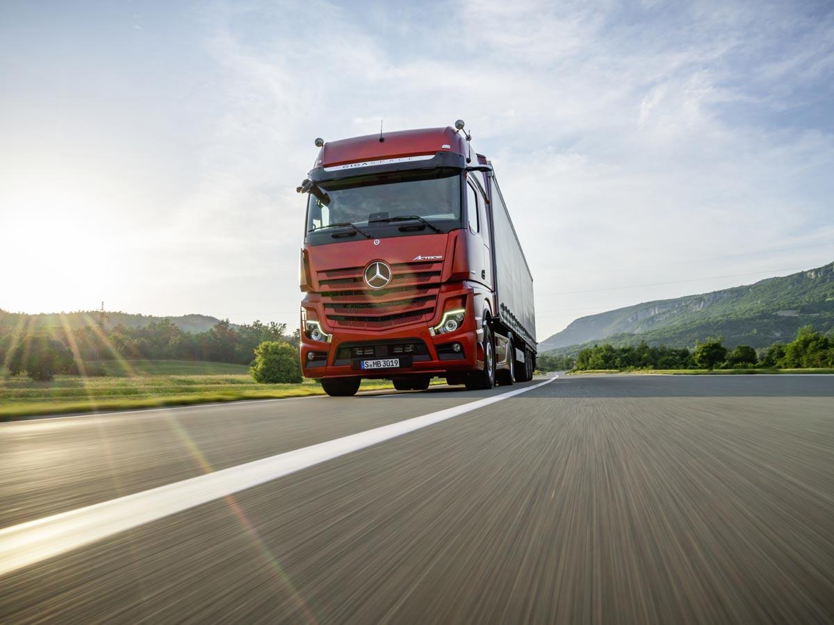 So trifft die Corona-Krise den europäischen Transportmarkt