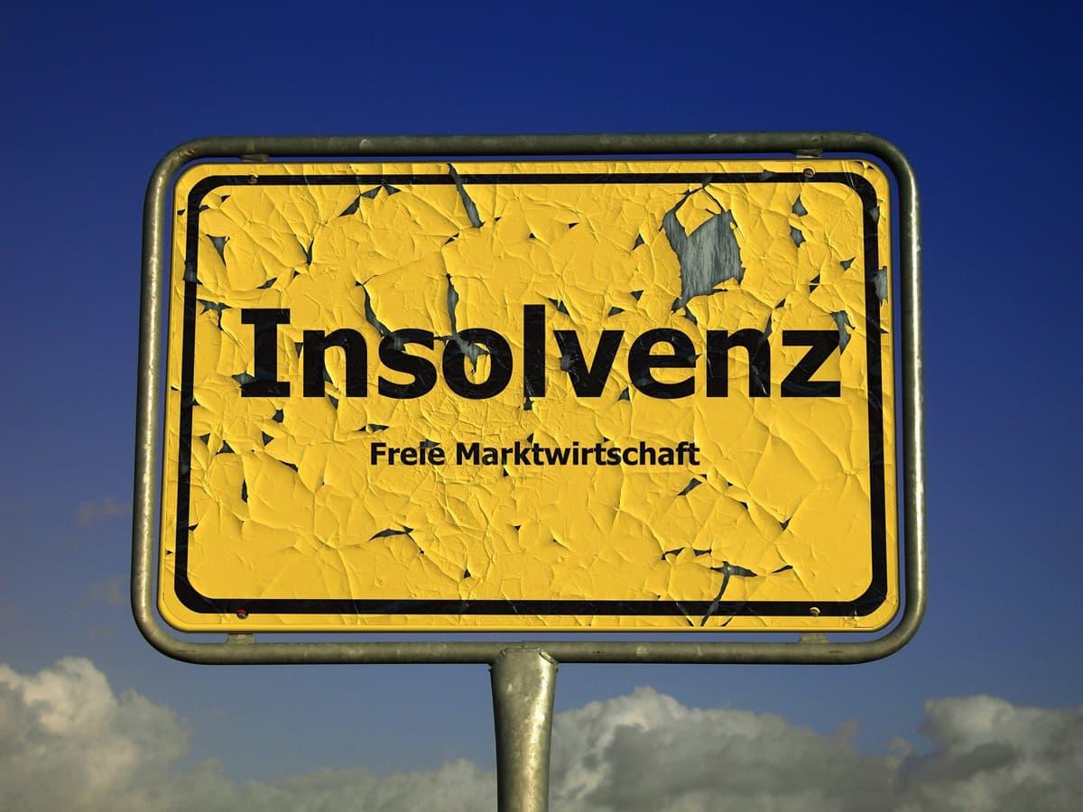 Zahl der Insolvenzen wird stark steigen