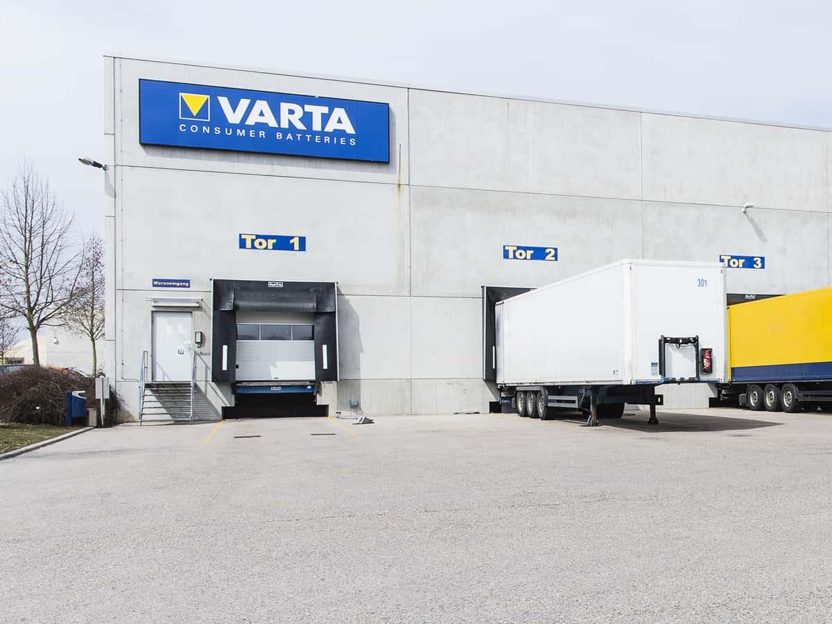 Varta will größere Lithium-Batterien entwickeln