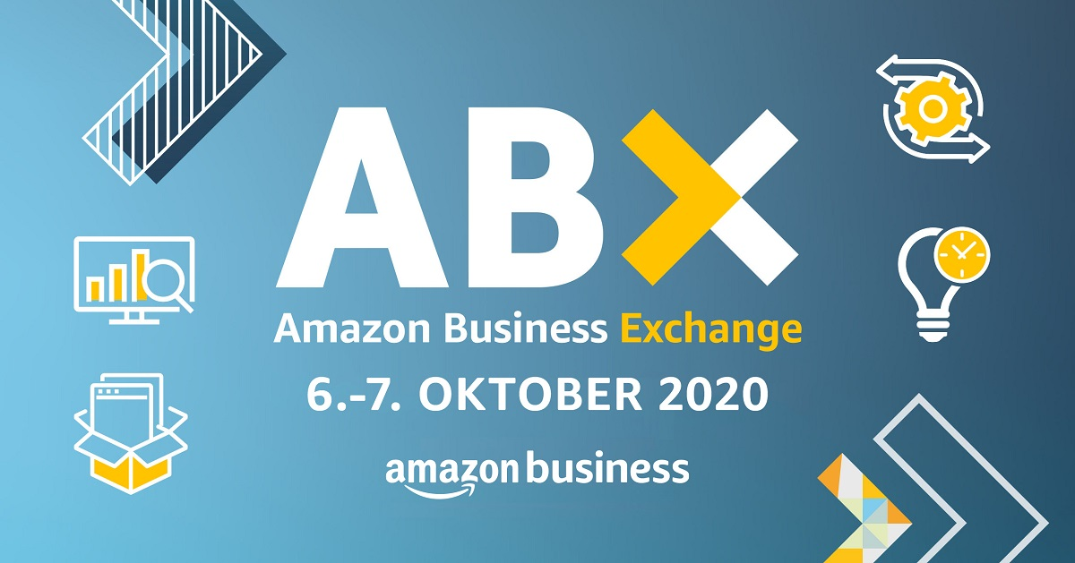 ABX 2020: Amazon Business lädt zur virtuellen Konferenz