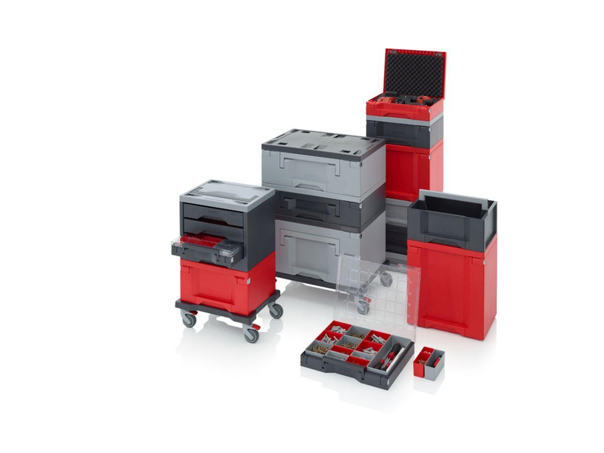 Individuell konfigurierbare Sortimentsboxen von Auer