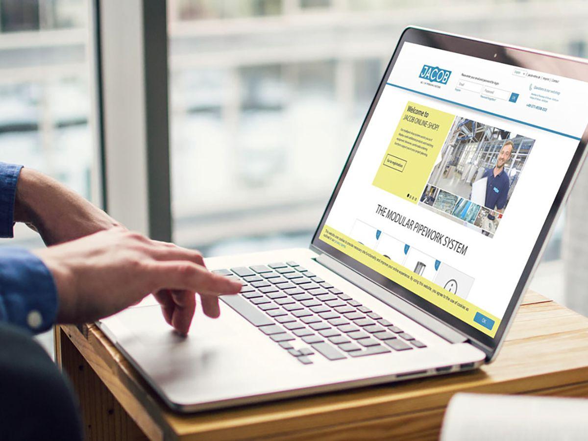 Rohrsysteme bequem online planen und kaufen