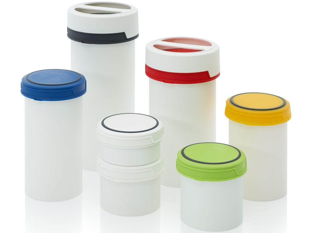 Eimer und Dosen von Auer Packaging